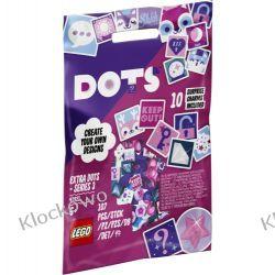 41921 DODATKI DOTS - SERIA 3 (Extra Dots - Series 3) KLOCKI LEGO DOTS Dla Dzieci
