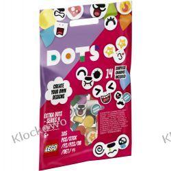 41931 DODATKI DOTS - SERIA 4 (Extra Dots - Series 4) KLOCKI LEGO DOTS Dla Dzieci
