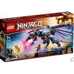 71742 SMOK OVERLORDA (Overlord Dragon) KLOCKI LEGO NINJAGO
