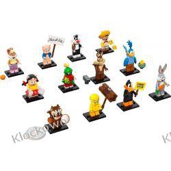 71030 MINIFIGURKI LEGO SERIA ZWARIOWANE MELODIE (Looney Tunes)-  KOMPLET 12 SZT