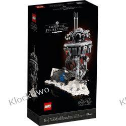 75306 IMPERIALNY DROID ZWIADOWCZY (Imperial Probe Droid) - KLOCKI LEGO STAR WARS