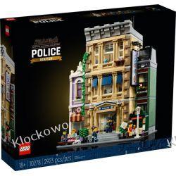 10278 KOMISARIAT POLICJI (Police Station) - KLOCKI LEGO EXCLUSIVE