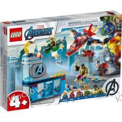 76152 AVENGERSI - GNIEW LOKIEGO (Avengers Wrath of Loki) - KLOCKI LEGO SUPER HEROES Pozostałe