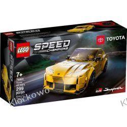 76901 Toyota GR Supra KLOCKI LEGO SPEED CHAMPIONS Racers