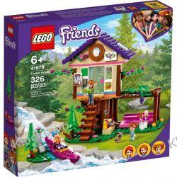 41679 LEŚNY DOMEK (Forest House) KLOCKI LEGO FRIENDS Minifigures
