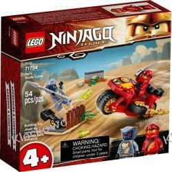 71734 MOTOCYKL KAIA (Kai's Blade Cycle) KLOCKI LEGO NINJAGO Ninjago
