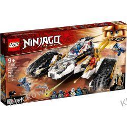 71739 POJAZD ULTRADŹWIEKOWY (Ultra Sonic Raider) KLOCKI LEGO NINJAGO Ninjago