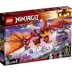 71753 ATAK SMOKA OGNIA (Fire Dragon Attack) KLOCKI LEGO NINJAGO Ninjago
