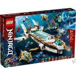 71756 PŁYWAJĄCA PERŁA(Hydro Bounty) KLOCKI LEGO NINJAGO Kompletne zestawy