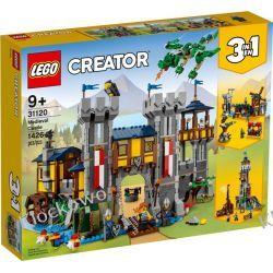 31120 ŚREDNIOWIECZNY ZAMEK (Medieval Castle) KLOCKI LEGO CREATOR Creator