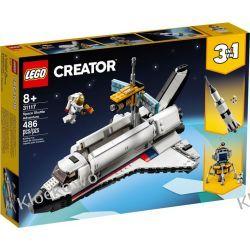 31117 PRZYGODA W PROMIE KOSMICZNYM (Space Shuttle Adventure) KLOCKI LEGO CREATOR Creator