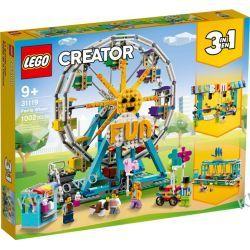 31119 DIABELSKI MŁYN (Ferris Wheel) KLOCKI LEGO CREATOR Creator