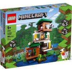 21174 NOWOCZESNY DOMEK NA DRZEWIE (The Modern Treehouse)- KLOCKI LEGO MINECRAFT Pozostałe