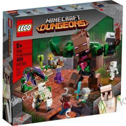 21176 POSTRACH DŻUNGLI (The Jungle Abomination)- KLOCKI LEGO MINECRAFT Pozostałe