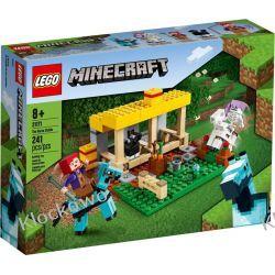 21171 STAJNIA (The Horse Stable)- KLOCKI LEGO MINECRAFT Creator