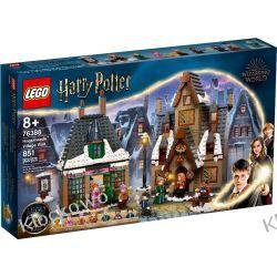 76388 WIZYTA W WIOSCE HOGSMEADE (Hogsmeade Village Visit KLOCKI LEGO HARRY POTTER Harry Potter