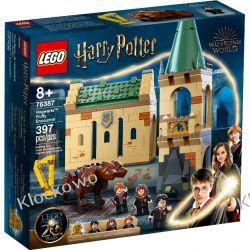 76387 HOGWART : SPOTKANIE Z PUSZKIEM (Hogwarts: Fluffy Encounter) KLOCKI LEGO HARRY POTTER Harry Potter