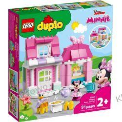 10942 DOM I KAWIARNIA MYSZKI MINNIE (Minnie's House and Cafe) - KLOCKI LEGO DUPLO Pozostałe