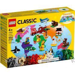11015 DOOKOŁA ŚWIATA (Around the World) KLOCKI LEGO CLASSIC Creator