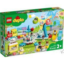 10956 PARK ROZRYWKI (Amusement Park) KLOCKI LEGO DUPLO Friends