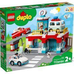 10948 PARKING PIETROWY I MYJNIA (Parking Garage and Car Wash) KLOCKI LEGO DUPLO Duplo