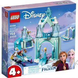 43194 LODOWA KRAINA CZARÓW ANNY I ELZY (Anna and Elsa's Frozen Wonderland) KLOCKI LEGO DISNEY PRINCESS Friends