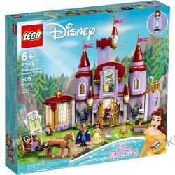 43196 ZAMEK BELLI I BESTII (Belle and the Beast's Castle) KLOCKI LEGO DISNEY PRINCESS Friends