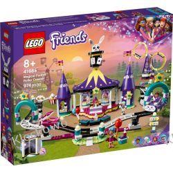 41685 MAGICZNE WESOŁE MIASTECZKO (Magical Funfair Roller Coasterl) KLOCKI LEGO FRIENDS Friends