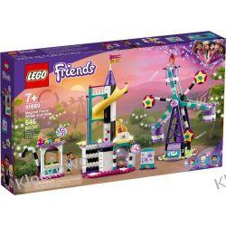 41689 MAGICZNY DIABELSKI MŁYN(Magical Ferris Wheel and Slide) KLOCKI LEGO FRIENDS Friends