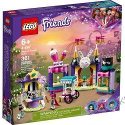 41687 MAGICZNE STOISKA W WESOŁYM MIASTECZKU (Magical Funfair Stalls) KLOCKI LEGO FRIENDS Friends