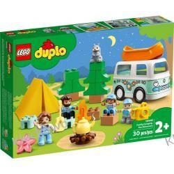 10946 RODZINNE BIWAKOWANIE (Family Camping Van Adventure) KLOCKI LEGO DUPLO Duplo