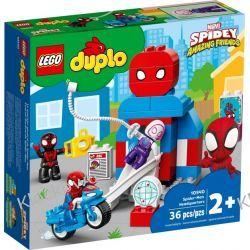 10940 KWATERA GŁÓWNA SPIDER-MANA (Spider-Man Headquarters) KLOCKI LEGO DUPLO  Klocki