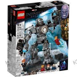 76190 IRON MAN: ZADYMA Z MONGEREM (Iron Man: Iron Monger Mayhem ) - KLOCKI LEGO SUPER HEROES Klocki