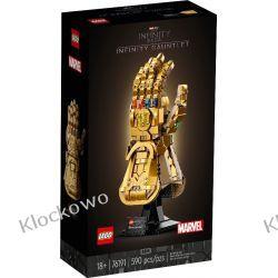 76191 RĘKAWICA NIESKOŃCZONOŚCI (Infinity Gauntlet)- KLOCKI LEGO SUPER HEROES  Klocki