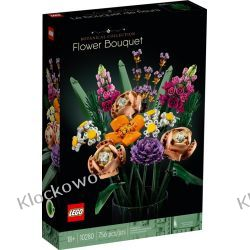 10280 BUKIET KWIATÓW (Flower Bouquet) KLOCKI LEGO  Creator