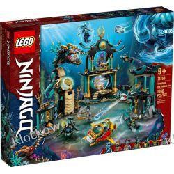 71755 ŚWIĄTYNIA BEZKRESNEGO MORZA (Temple of the Endless Sea 2) KLOCKI LEGO NINJAGO Klocki