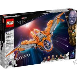 76193 STATEK STRAŻNIKÓW (The Guardians' Ship)- KLOCKI LEGO SUPER HEROES  Klocki
