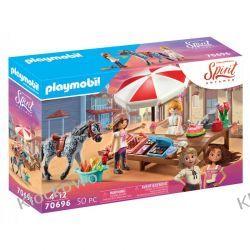 PLAYMOBIL 70696 CUKIERNIA W MIRADERO Dla Dzieci