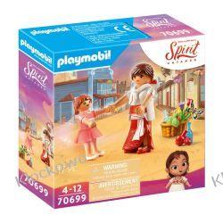 PLAYMOBIL 70699 MAŁA LUCKY & MILAGRO Dla Dzieci