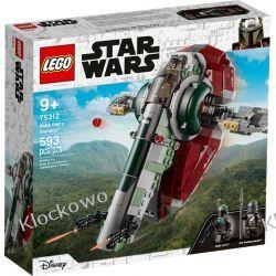 75312 STATEK BOBA FETTA (Boba Fett's Starship) - KLOCKI LEGO STAR WARS  Dla Dzieci