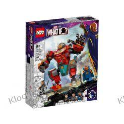 76194 SAAKARIAŃSKI IRON MAN TONY'EGO STARKA (Tony Stark's Sakaarian Iron Man ) - KLOCKI LEGO SUPER HEROES Dla Dzieci