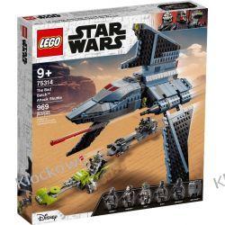 75314 PROM SZTURMOWY PARSZYWEJ ZGRAI (The Bad Batch Attack Shuttle 113) - KLOCKI LEGO STAR WARS  Zabawki