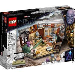 76200 NOWY ASGARD GRUBEGO THORA (Bro Thor's New Asgard) - KLOCKI LEGO SUPER HEROES Zabawki