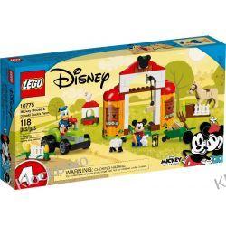 10775 FARMA MIKIEGO I DONALDA (Mickey Mouse & Donald Duck's Farm) KLOCKI LEGO DISNEY Zabawki