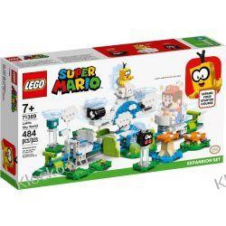 71389 PODNIEBNY ŚWIAT LAKITU - ZESTAW ROZSZERZAJĄCY (Lakitu Sky World) - KLOCKI LEGO SUPER MARIO Zabawki