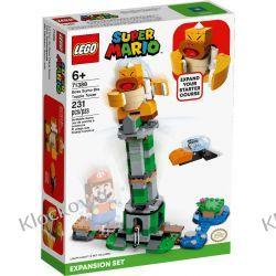 71388 BOSS SUMO BRO I PRZEWRACANA WIEŻA - ZESTAW ROZSZERZAJĄCY Boss Sumo Bro Topple) - KLOCKI LEGO SUPER MARIO Zabawki