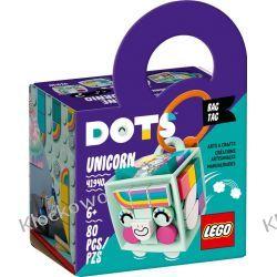 41940 ZAWIESZKA Z JEDNOROŻCEM (Bag Tag Unicorn) KLOCKI LEGO DOTS Zabawki
