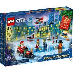 60303 KALENDARZ ADWENTOWY (City Advent Calendar) KLOCKI LEGO CITY Zabawki