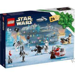 75307 KALENDARZ ADWENTOWY LEGO STAR WARS (Star Wars Advent Calendar) KLOCKI LEGO Zabawki