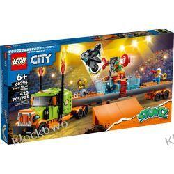 60294 CIĘŻARÓWKA KASKADERSKA ( Stunt Show Truck) KLOCKI LEGO CITY Dla Dzieci